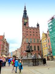 Pologne, Gdansk, Malbork