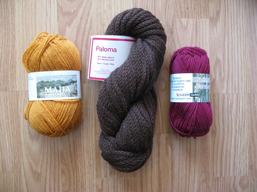 Yarn: Odds & Ends