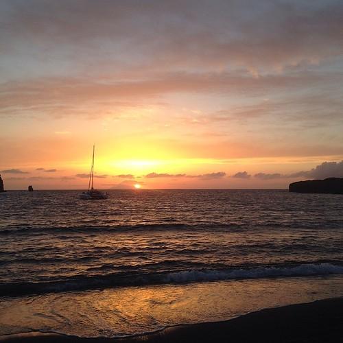 Sunset. #Sicily
