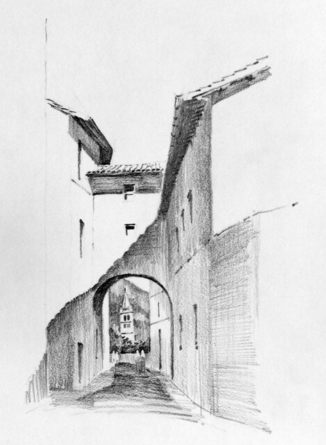 Via San Paolo - Assisi, IT