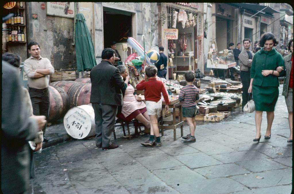 Italy Naples maybe