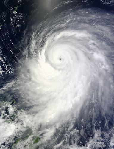 Photo:Typhoon Neoguri By:NASA Goddard Photo and Video