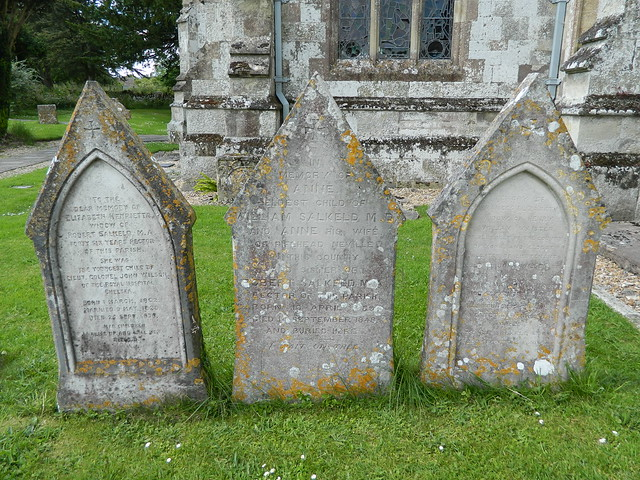 Fontmell Magna: Church of St Andrew (Dorset)