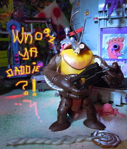 Nickelodeon  TEENAGE MUTANT NINJA TURTLES :: COCKROACH TERMINATOR V.2 iii (( 2014 ))