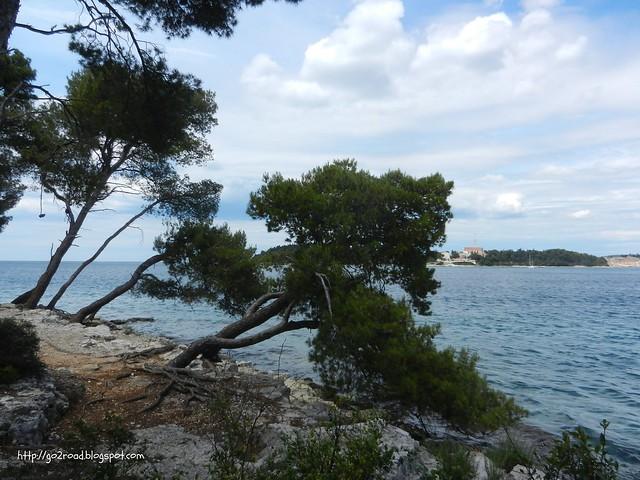 Пляжи Ровиня