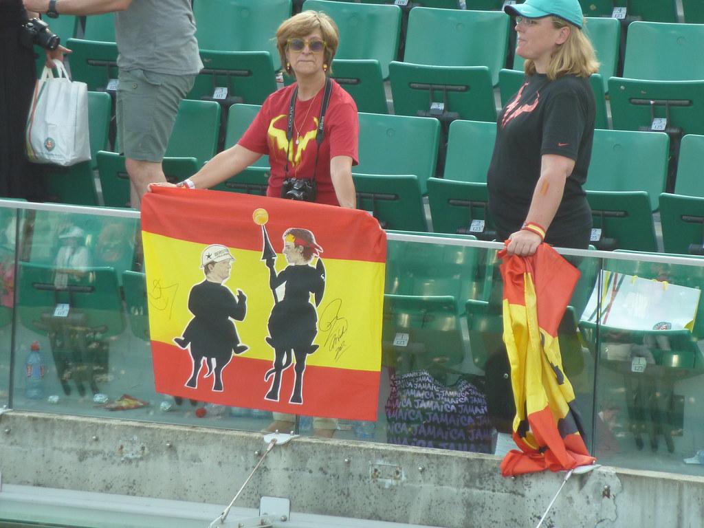 Rafa fans