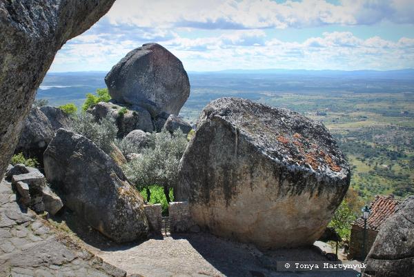 1 - экскурсия в Монсанту - Monsanto - самая португальская деревня Португалии