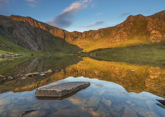 'Sunny Sundays' - Cwm Idwal, Snowdonia
