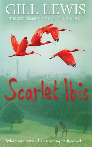 Gill Lewis, Scarlet Ibis