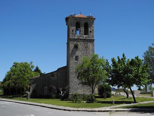 Trabanca. Iglesia de la Asunción.