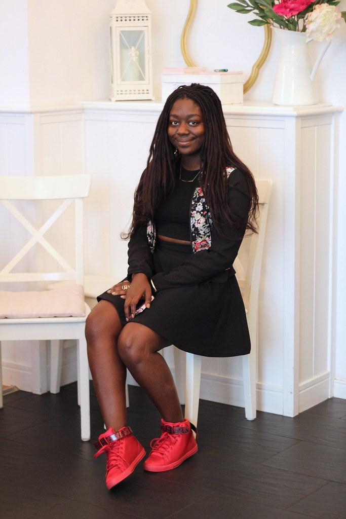 Adidas NEO brunch Lois Opoku lisforlois
