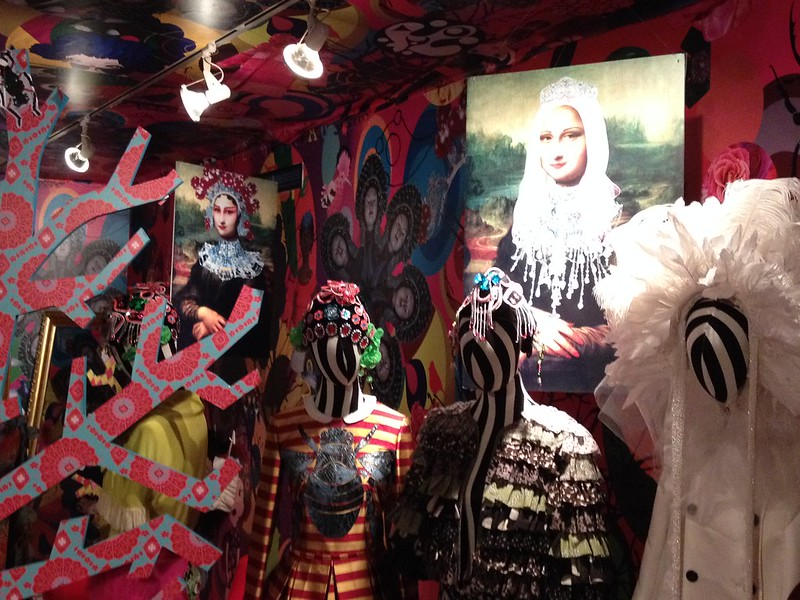 "Alternative ""Mona Lisa"" exhibit"