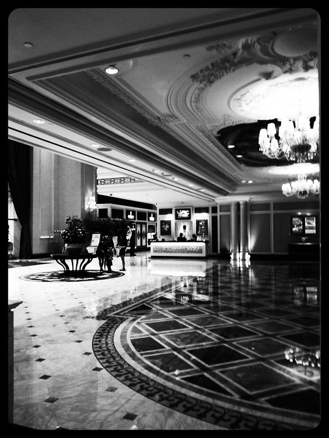 Interior Design of L'Arc Casino