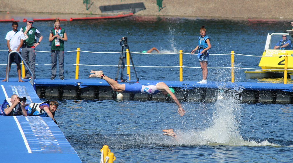 Men's Triathlon - Glasgow 2014 Commonwealth Games