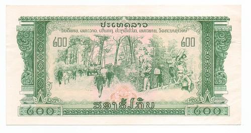 1968 Pathet Lao CIA Propaganda leaflet