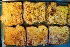breakfast, bread, vegetarian food, food, dish, cuisine, toast,