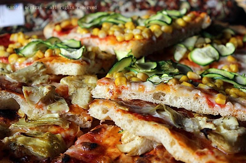 un amore di pizza