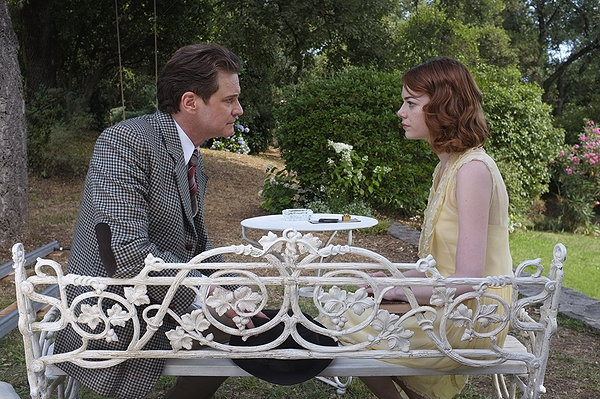 Colin Firth and Emma Stone cut through the skepticism to find some MAGIC IN THE MOONLIGHT.