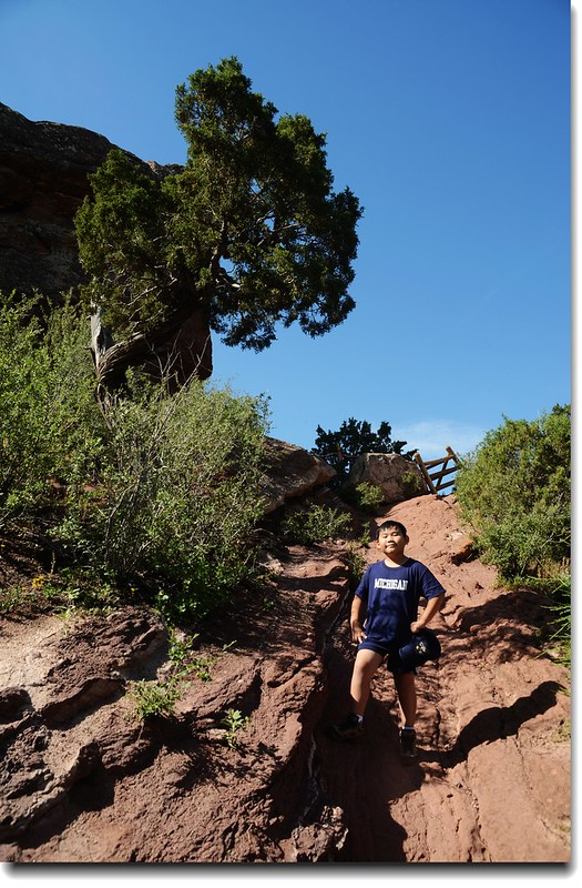 Red Rocks Trail 10