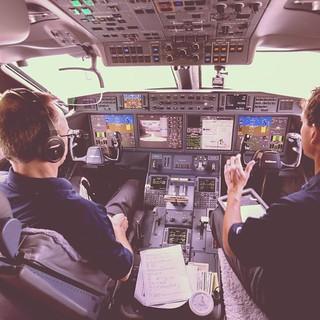 Hire a Private Aircraft managment team