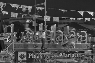 Guadalajara - Plaza de los Mariachis dance