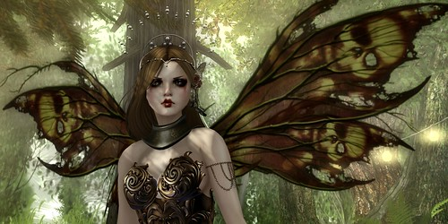 Senzafine's collar & Luminary's crown