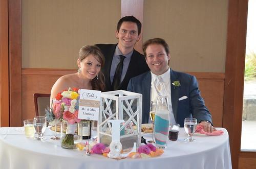 DJ Will with Ryan & Jill