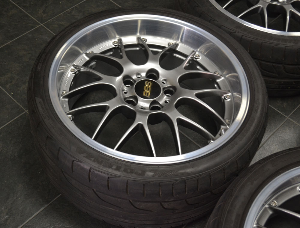 Any BMW FS: BBS RS-GT 19