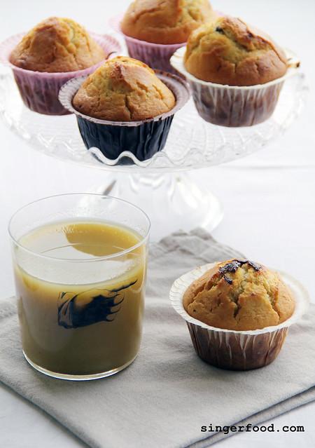 Muffin cioccolato TRE