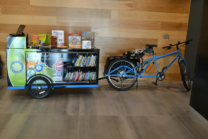 Image result for bicycle library