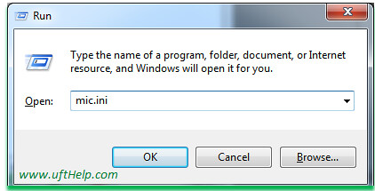 Search RemoteAgent File in UFT