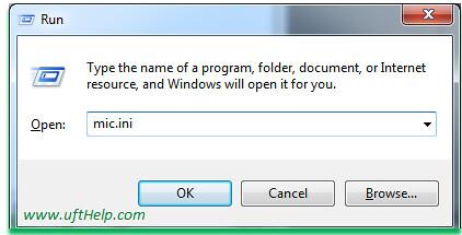Search RemoteAgent File in UFT