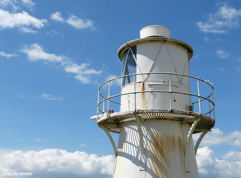 P1080110 - Lighthouse, Newport Wetlands