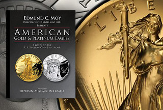 American Gold and Platinum Eagles book