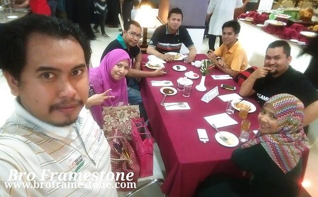 Iftar di Carlton Holiday Hotel, Shah Alam