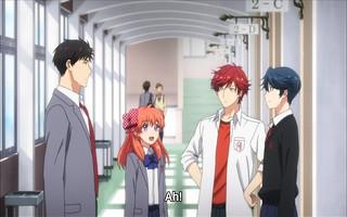 Gekkan Shoujo Nozaki Kun Episode 3 Image 10
