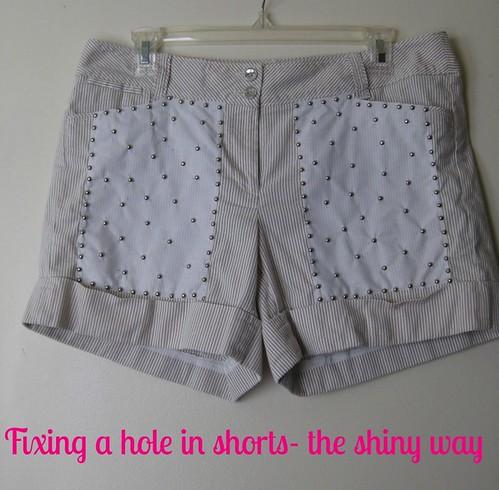 ic white fixing white shorts the shiny way