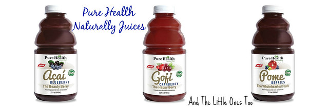 Pure Health Naturally Superfruit Juices