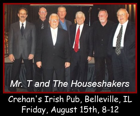 Mr. T and The Houseshakers 8-15-14