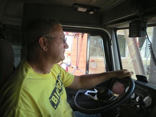 Z Crew: truck driver Jim