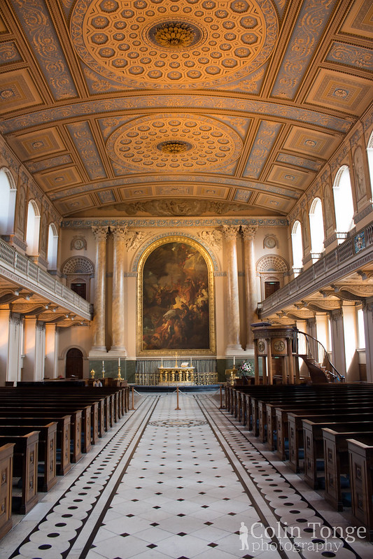 Church in Greenwich University
