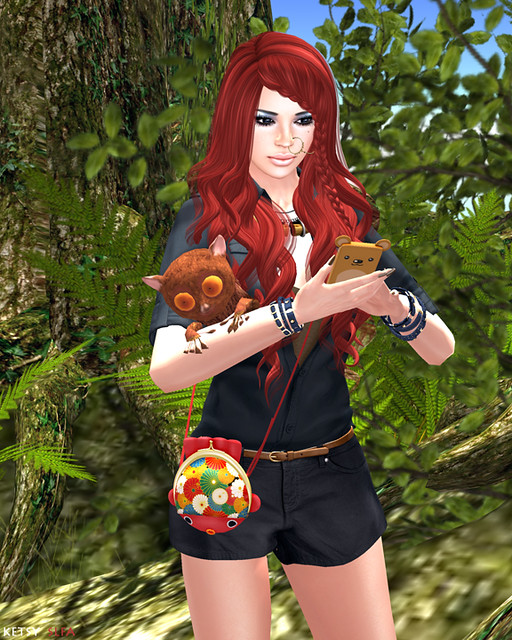 Wild Kingdom (New Post @ Second Life Fashion Addict)