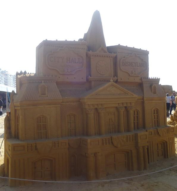 Sculpures sur sable Disney - News Touquet p.1 ! 14770425057_aae3b7d7be_z