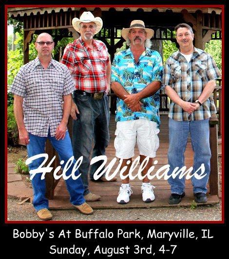 Hill Williams 8-3-14