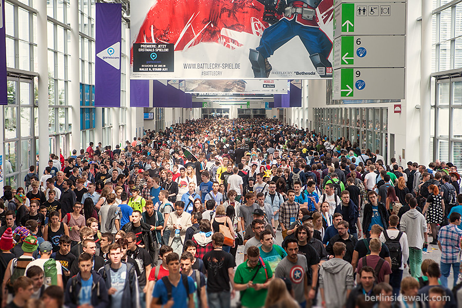 Gamescom Berlin