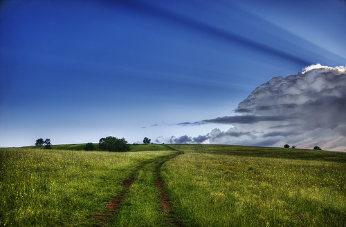 road sky nature grass clouds landscape countryside serbia hills fields rajac
