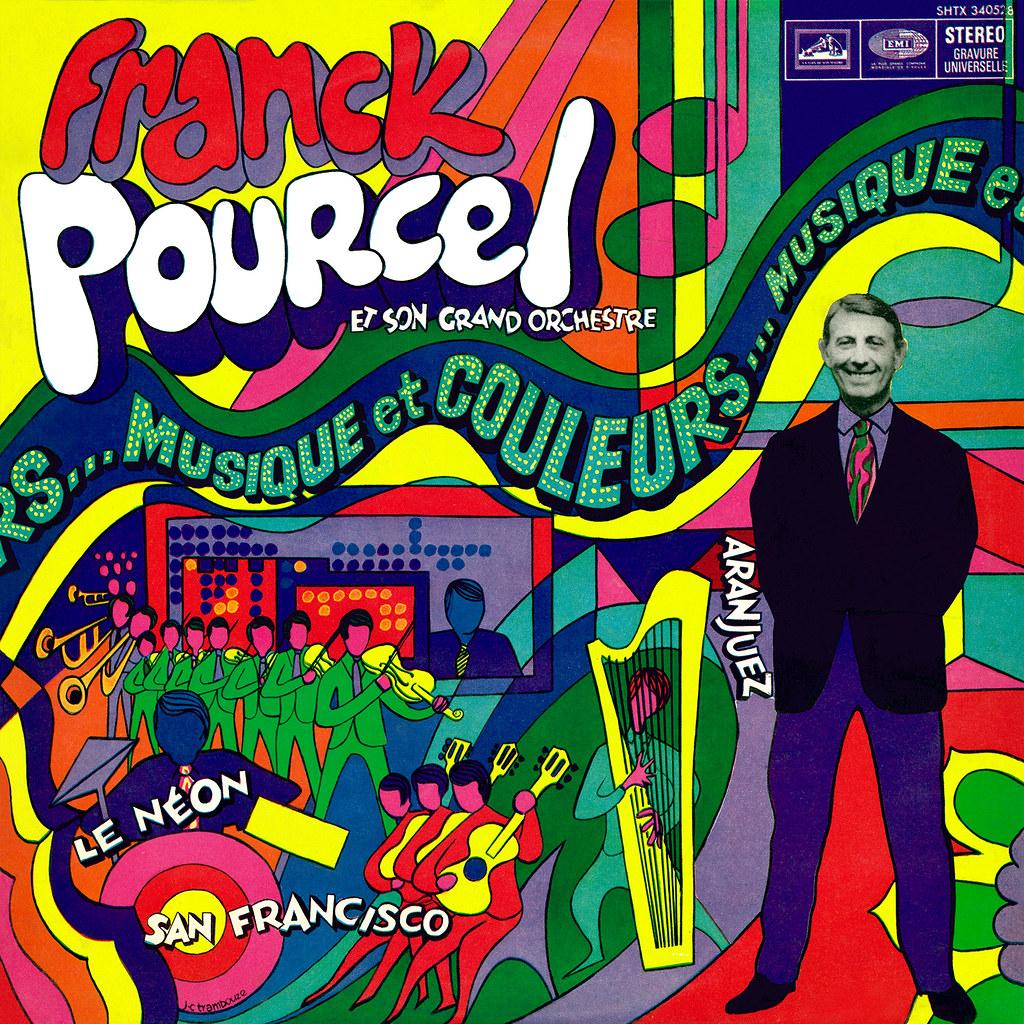 Franck Pourcel – Musique et Couleurs