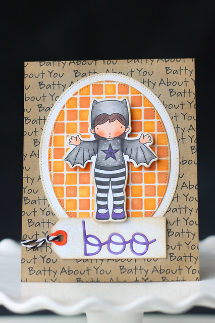 batty about you {MFT guest designing}