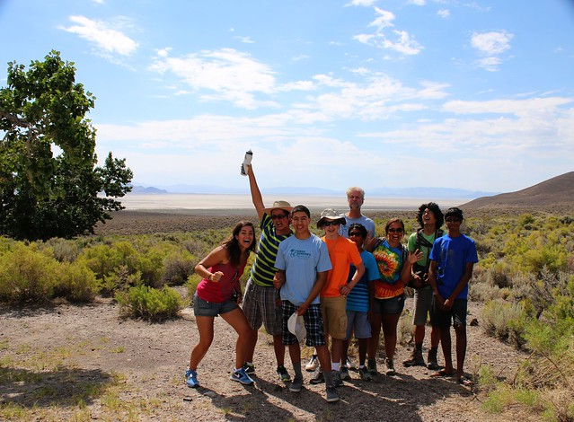 Youth Conservation Camping Trip with Envirolutions