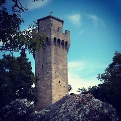 E finalemente, il Montale, la terza torre ! #sanmarino #rsm